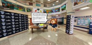 ​Lincoln Charter School now has a 360 degree tour!